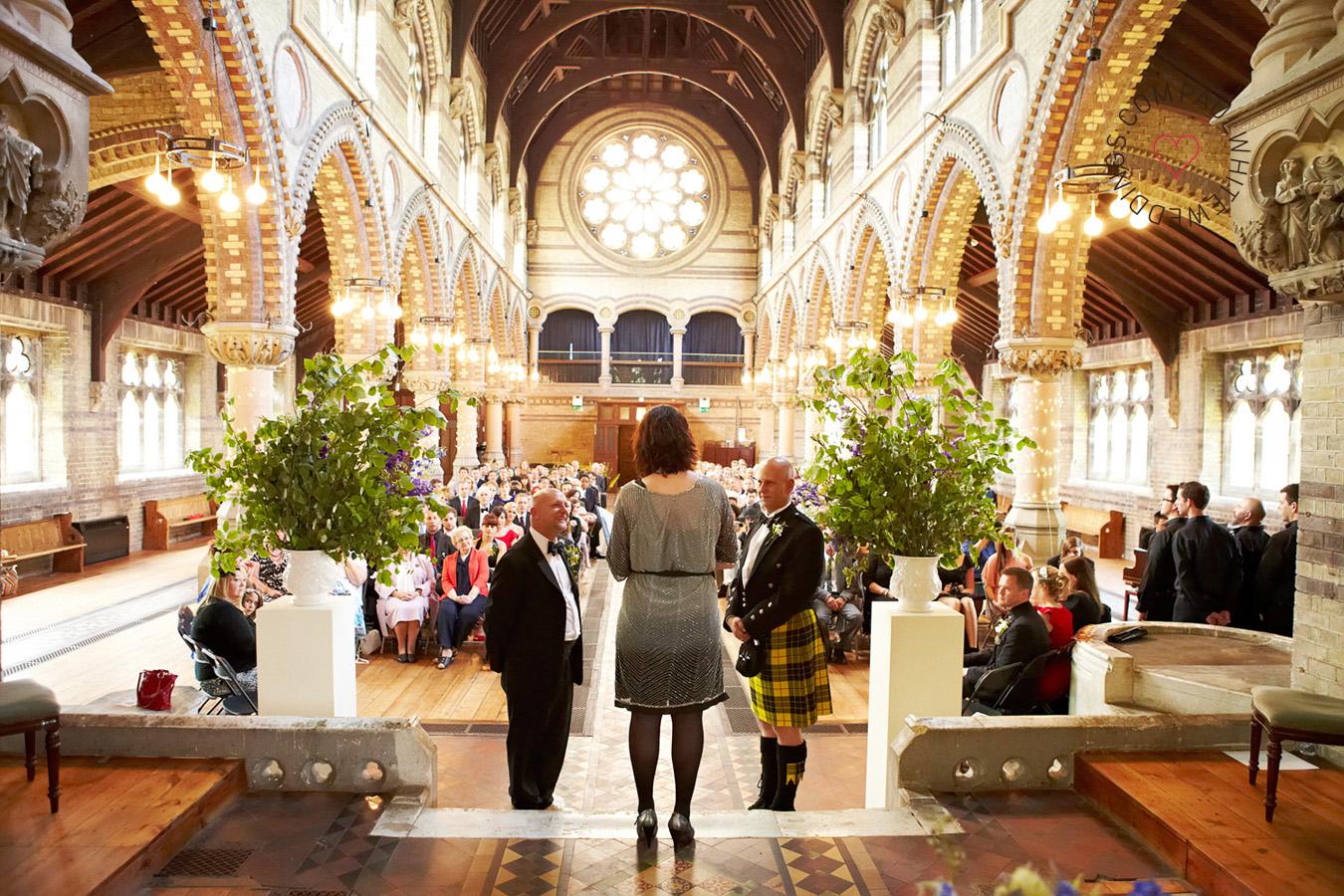 Civil Partnership Ceremony Photographer In London